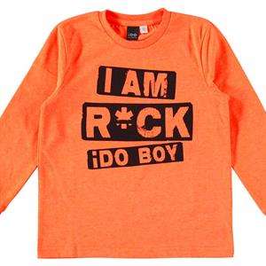 Camiseta niño I am Rock