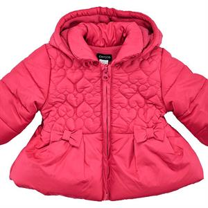 Impermeable con capucha extraible