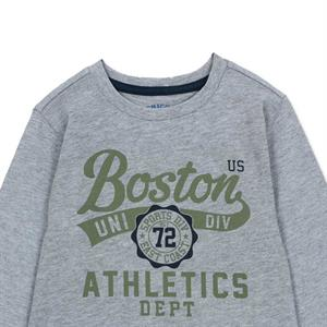 Camiseta manga larga Boston