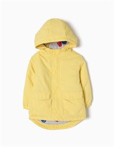 Anorak amarillo Follow me