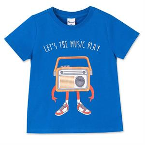 Camiseta Let´s music play