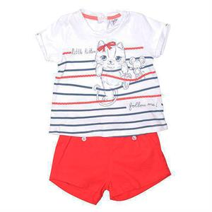 Conjunto 2 pz Little kitten
