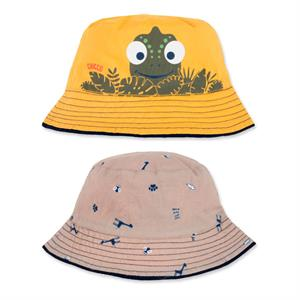 Gorra Safari reversible